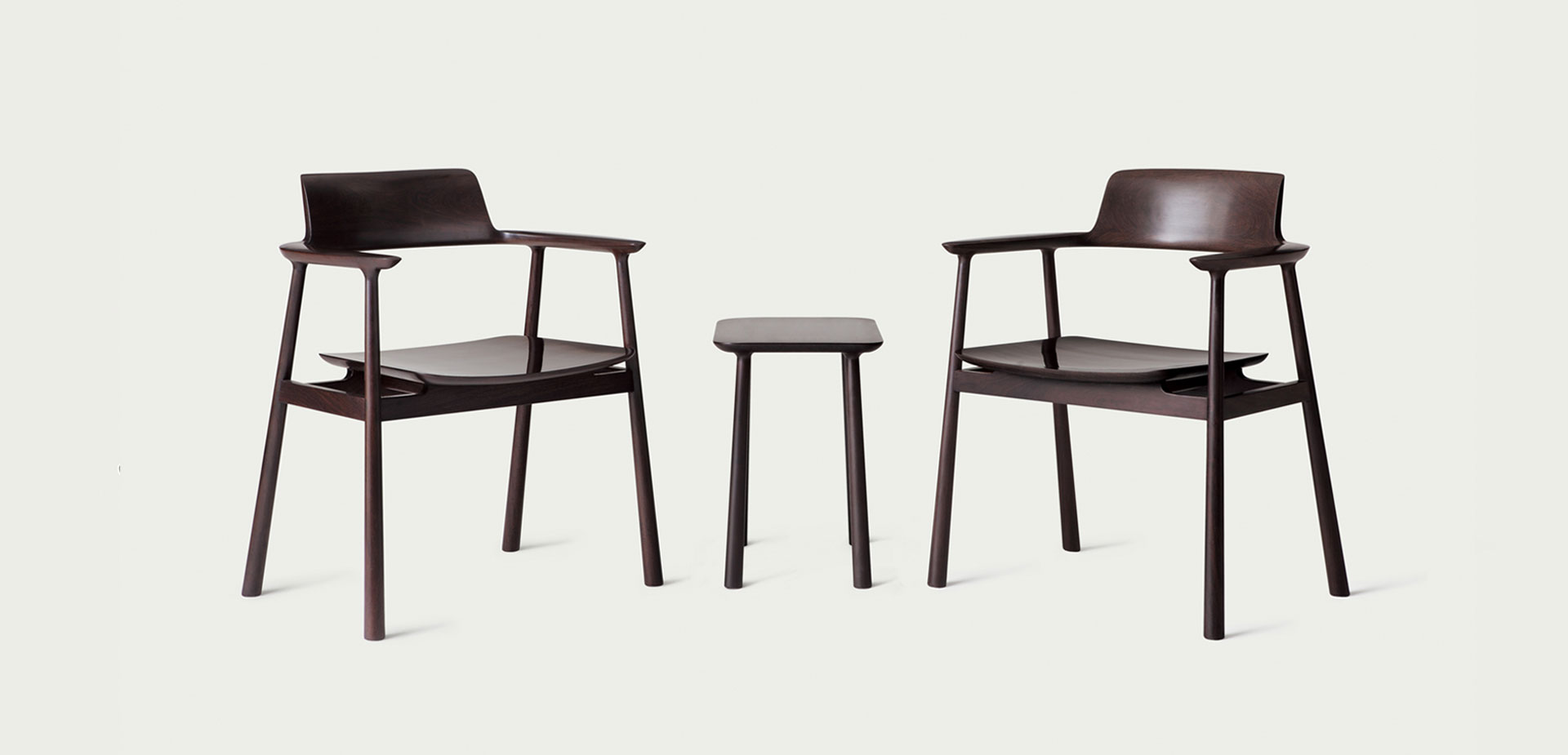 黑紫檀融椅套椅